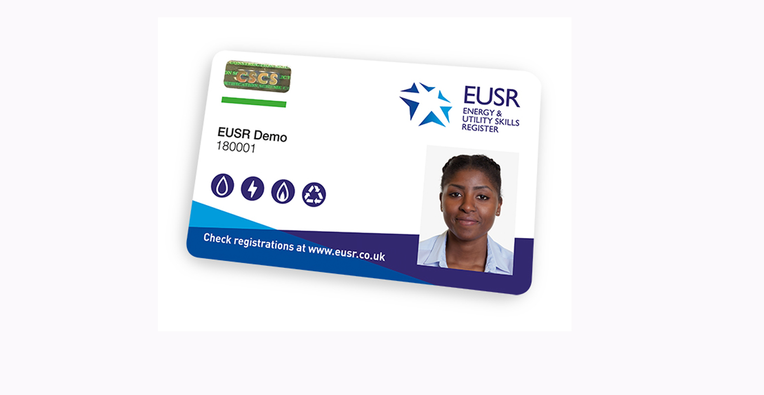 replacement cards  energy  utility skills register